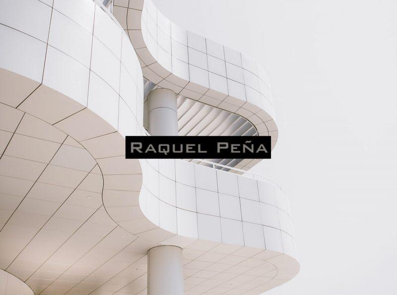 Création d'un portfolio : Raquel Peña
