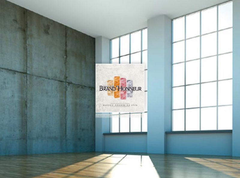 Création site vitrine : Brand'honneur